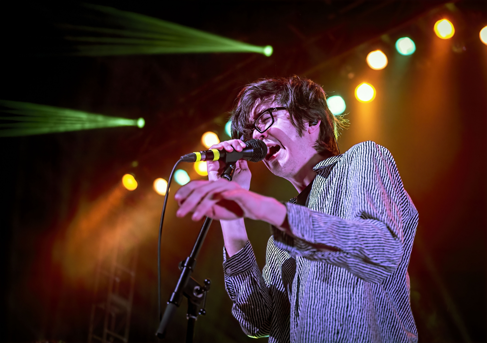 Car Seat Headrest Brings Down The House At Rams Head Live These