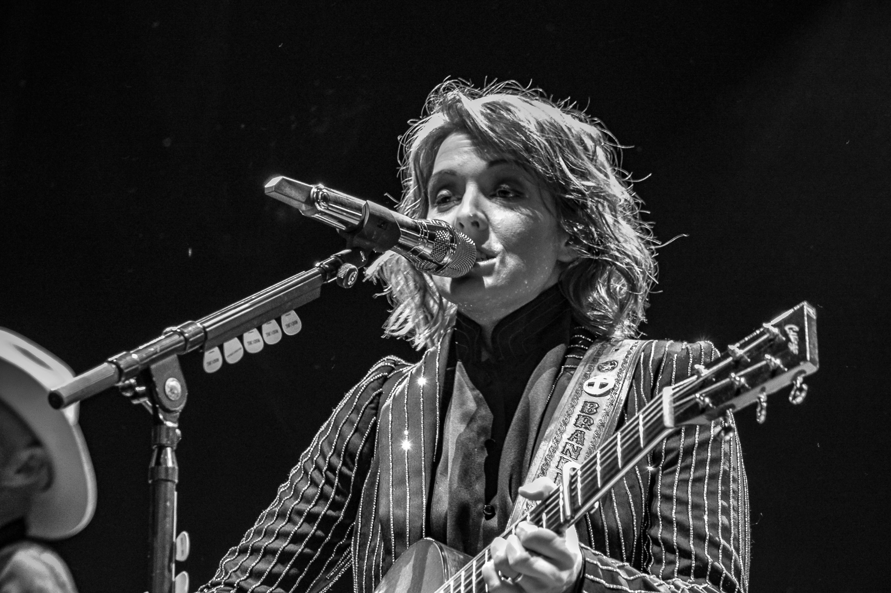 Brandi Carlile and Lucius Light Up The Stage At Merriweather